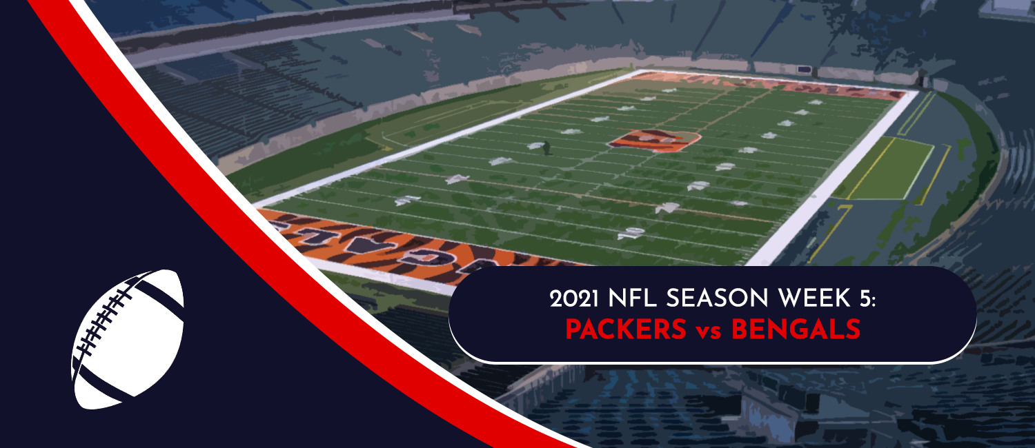 Packers vs. Bengals 2021 NFL Week 5 Odds, Analysis and Prediction