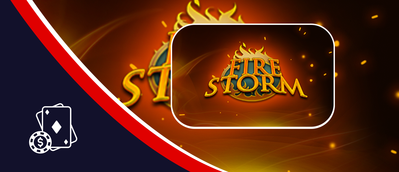 Fire Storm Slot