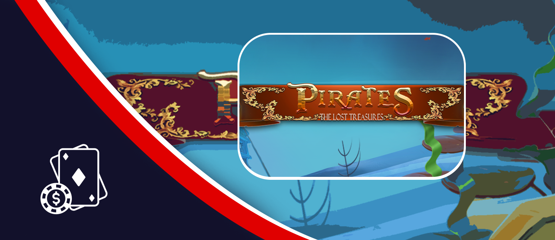 Pirates the Lost Treasures slots