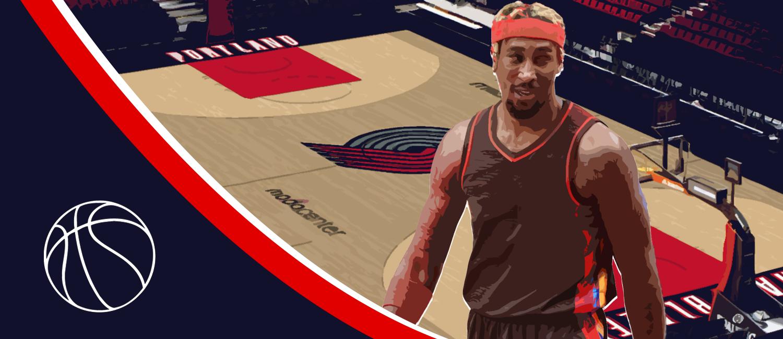 Blazers vs Nuggets, NBA, NBA Playoffs