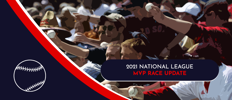 2021 MLB National League MVP Race Update