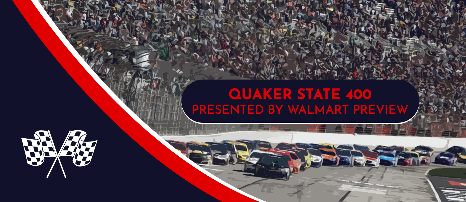 2021 Quaker State 400 NASCAR Odds, Preview, and Prediction