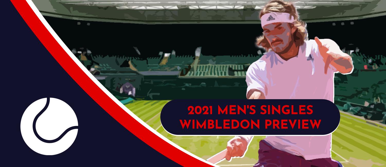 2021 Wimbledon Men's Singles Odds & Preview
