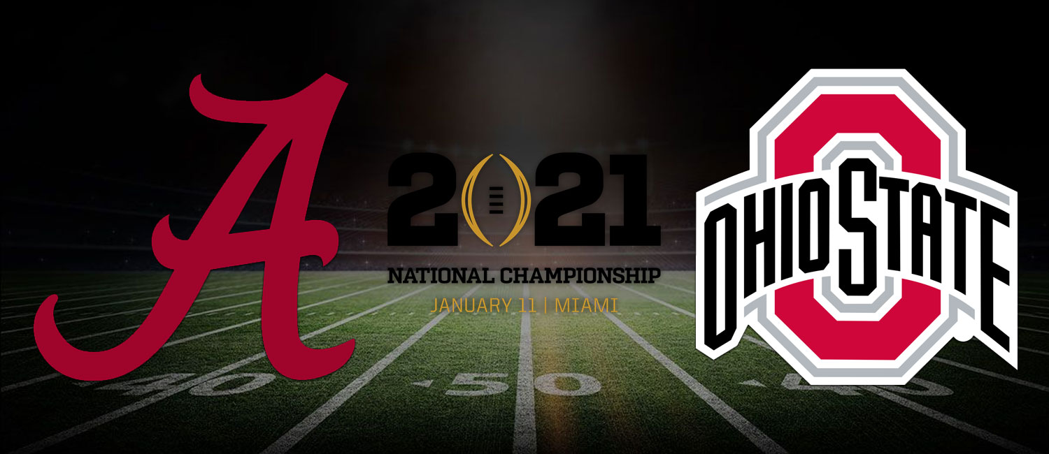 Alabama vs Ohio State 2021 CFP National Championship Odds and Preview