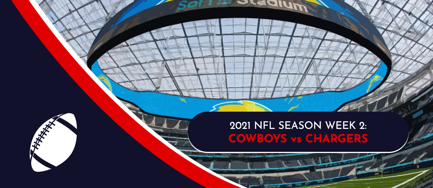Cowboys vs. Chargers 2021 NFL Week 2 Odds, Analysis and Pick