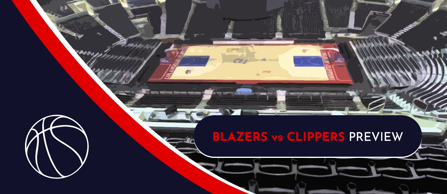 Blazers vs. Clippers 2021 NBA Odds and Preview - October 25th, 2021