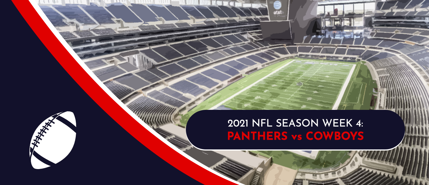 Panthers vs. Cowboys 2021 NFL Week 4 Odds, Pick and Preview