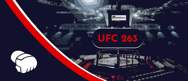 Adensaya vs. Vettori UFC 263 Odds and Preview