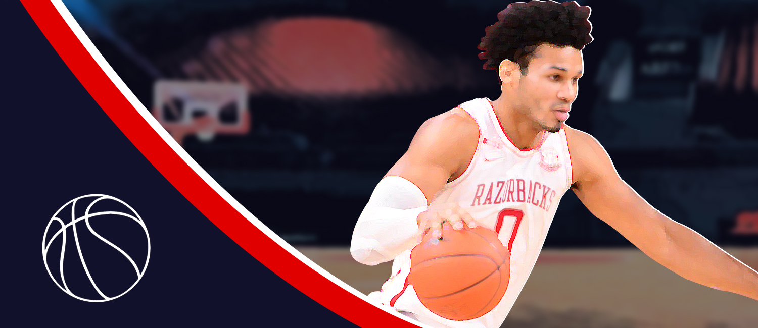 Arkansas vs. Oral Roberts 2021 March Madness Odds and Preview -- Sweet 16