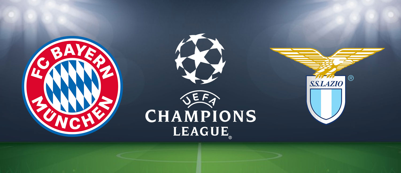 Bayern Munich vs. Lazio 2021 Champions League Odds and Preview