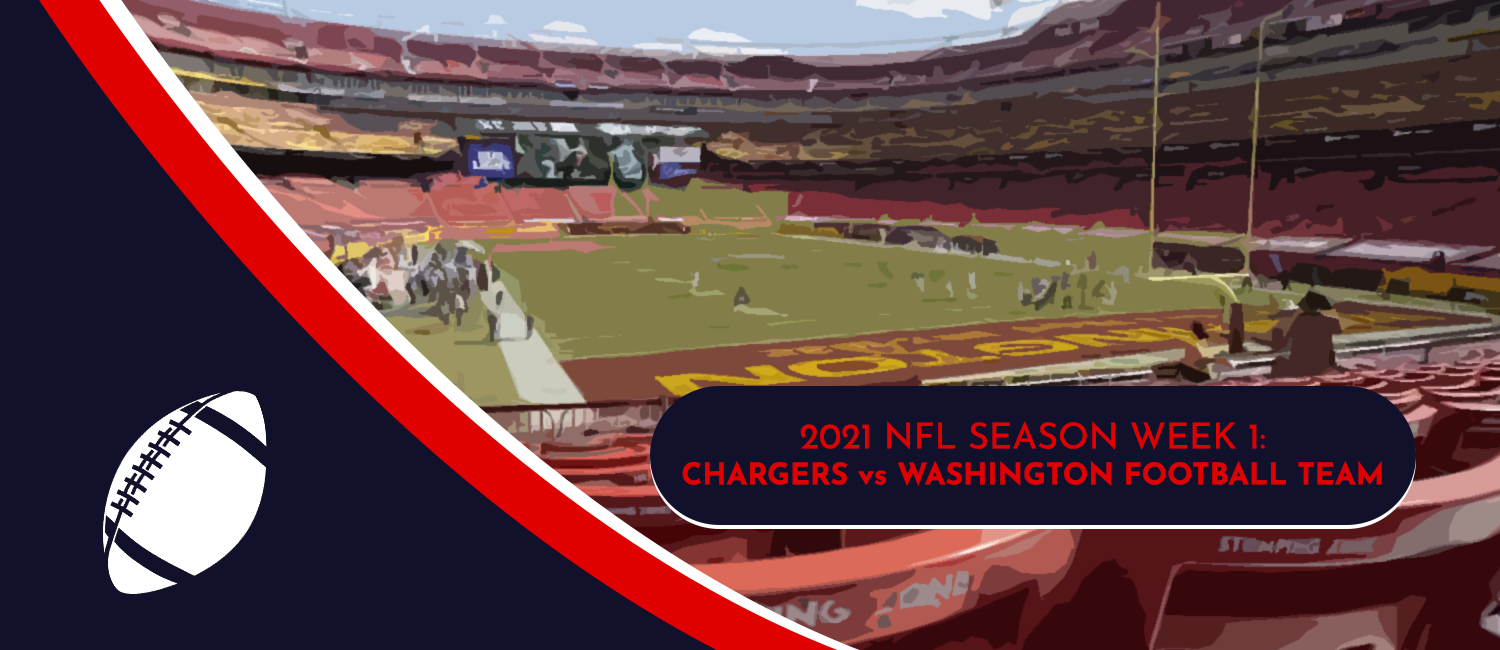 Chargers vs. Washington 2021 NFL Week 1 Odds, Preview and Pick