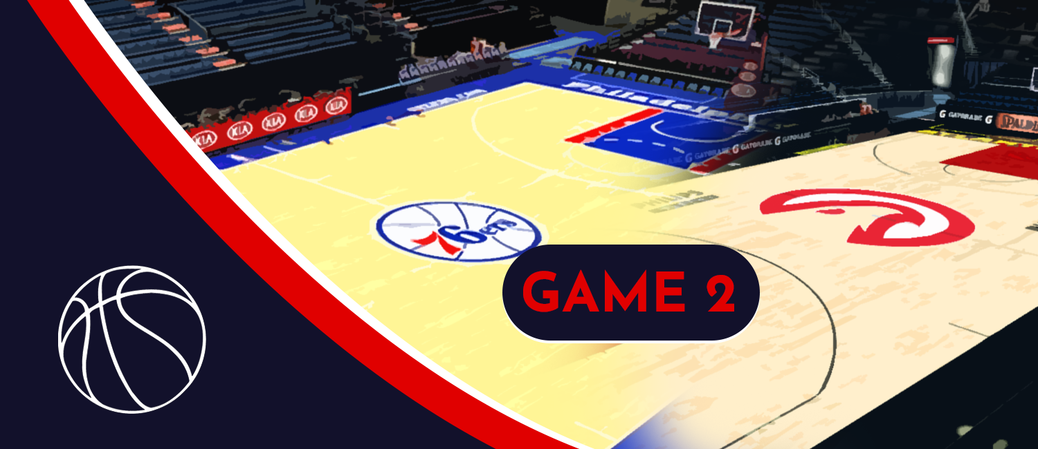 Hawks vs. 76ers 2021 NBA Playoffs Odds and Game 2 Breakdown - June 8th, 2021