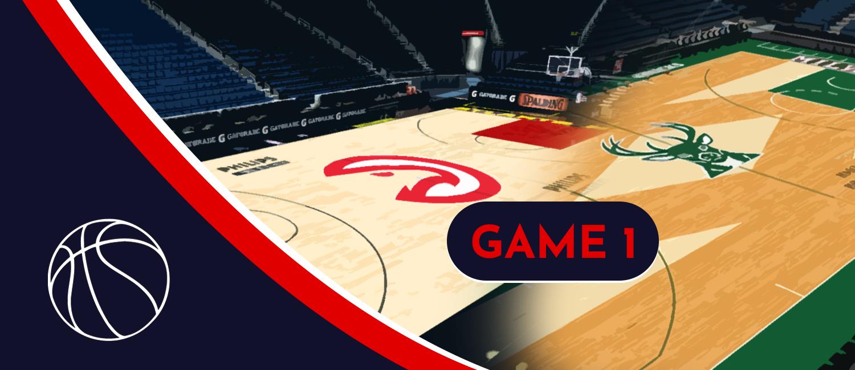 Hawks vs. Bucks NBA Playoffs Odds and Game 1 Prediction - June 23rd, 2021