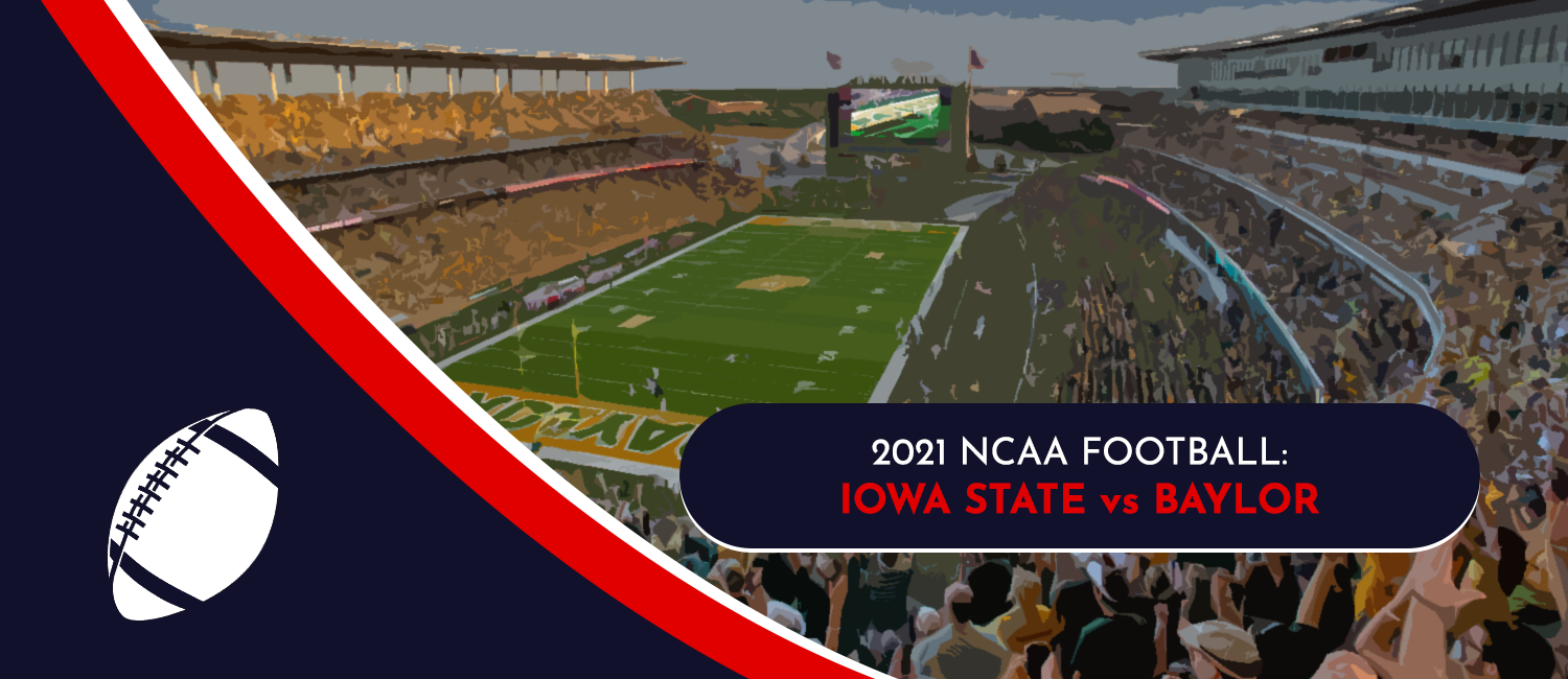 Iowa State vs. Baylor 2021 College Football Week 4 Odds and Pick