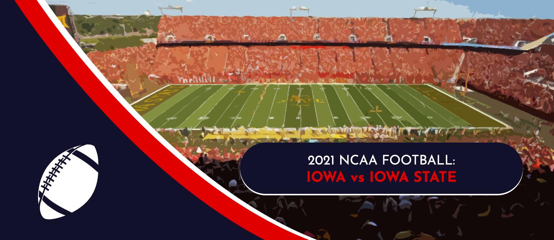 Iowa vs. Iowa State 2021 College Football Week 2 Odds and Prediction