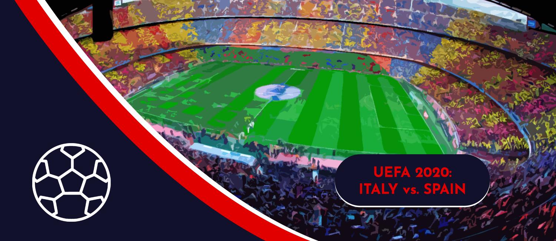 Italy vs. Spain 2020 UEFA Euro Semifinals Game, Analysis, and Pick