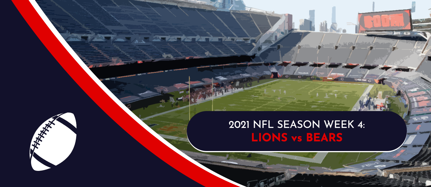 Lions vs. Bears 2021 NFL Week 4 Odds, Analysis and Prediction