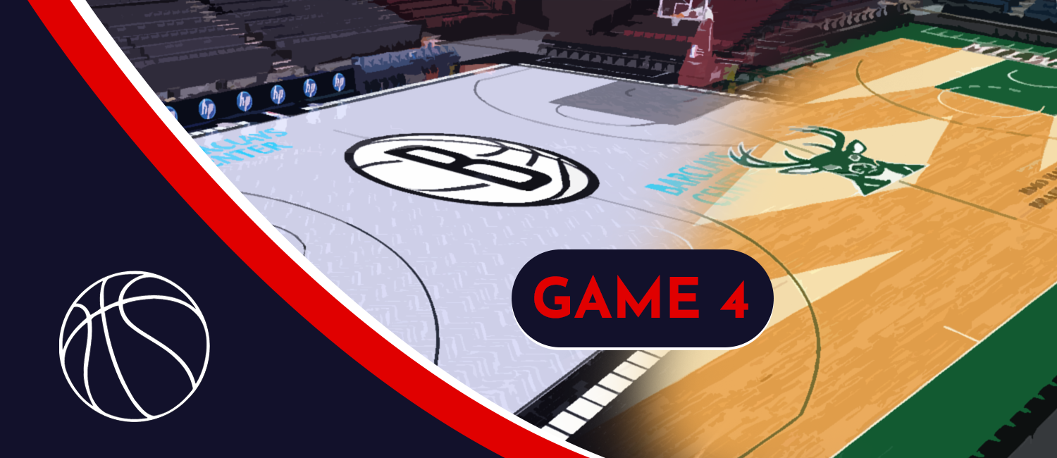 Nets vs. Bucks 2021 NBA Playoffs Odds and Game 4 Pick - June 13th, 2021