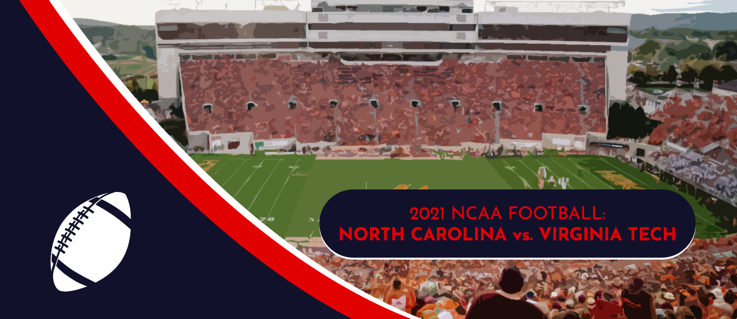 North Carolina vs. Virginia Tech 2021 College Football Week 1 Odds and Preview