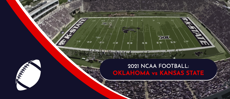 Oklahoma vs. Kansas State 2021 College Football Week 5 Odds, Preview & Pick