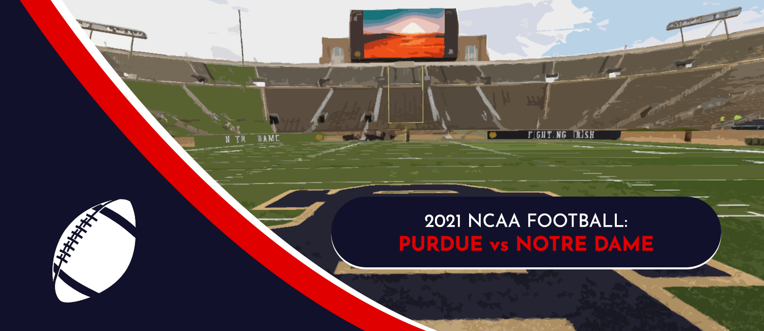 Purdue vs. Notre Dame 2021 College Football Week 3 Odds and Pick