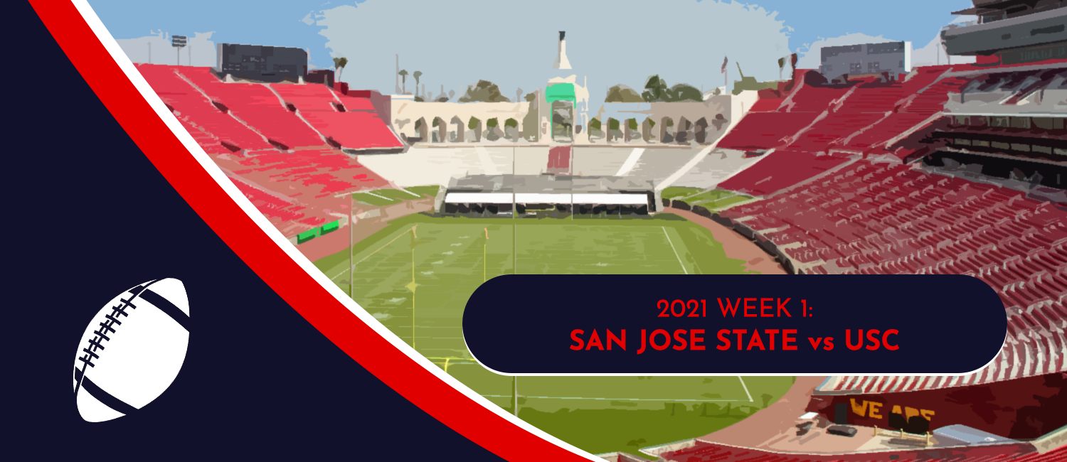 San Jose State vs. USC 2021 College Football Week 1 Odds and Preview