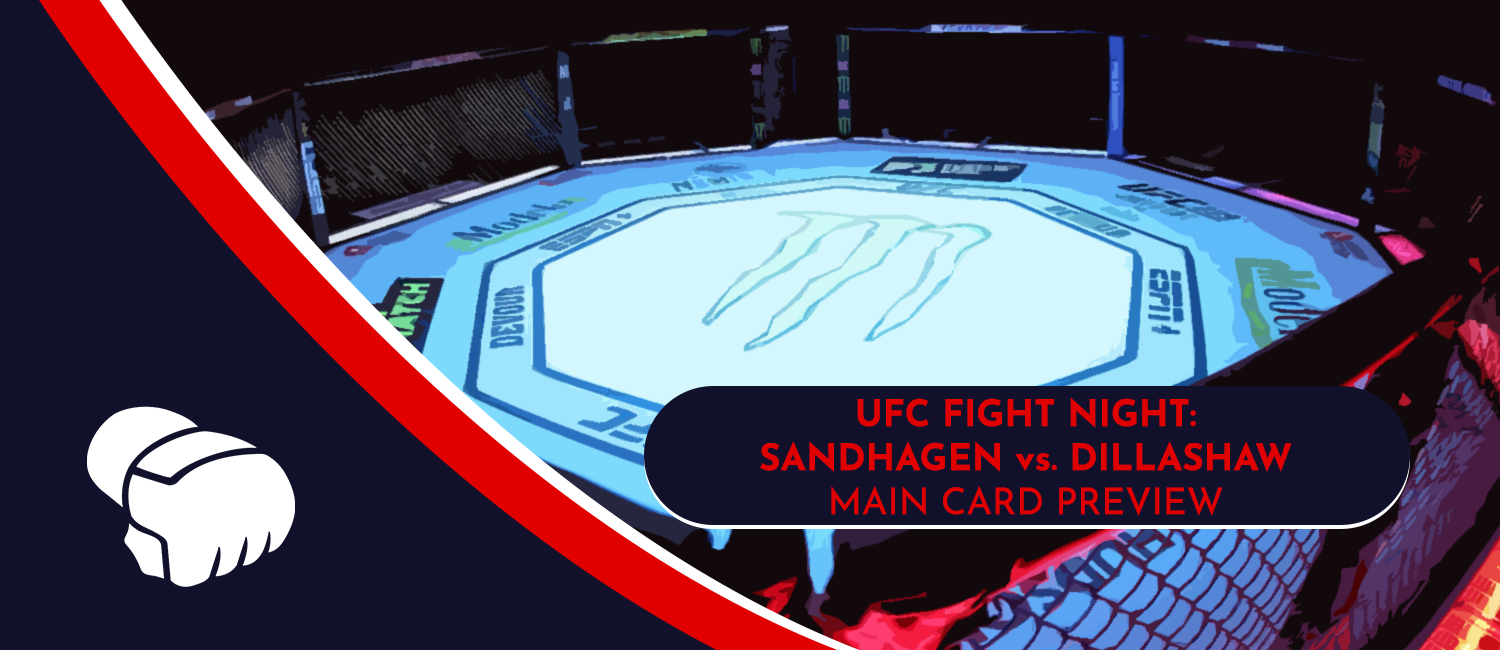 Sandhagen vs. Dillashaw UFC Vegas 32 Odds and Preview