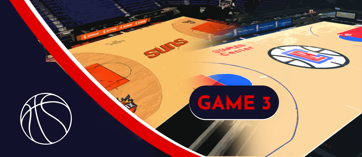 Suns vs. Clippers NBA Playoffs Odds and Game 3 Preview - June 24th, 2021