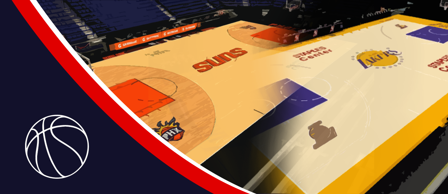 Suns vs. Lakers NBA Playoffs Odds and Game 3 Prediction - May 27, 2021