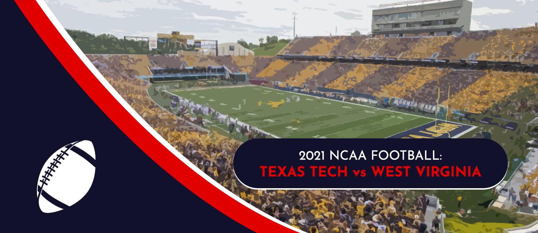 Texas Tech vs. West Virginia 2021 College Football Week 5 Odds, Preview & Pick