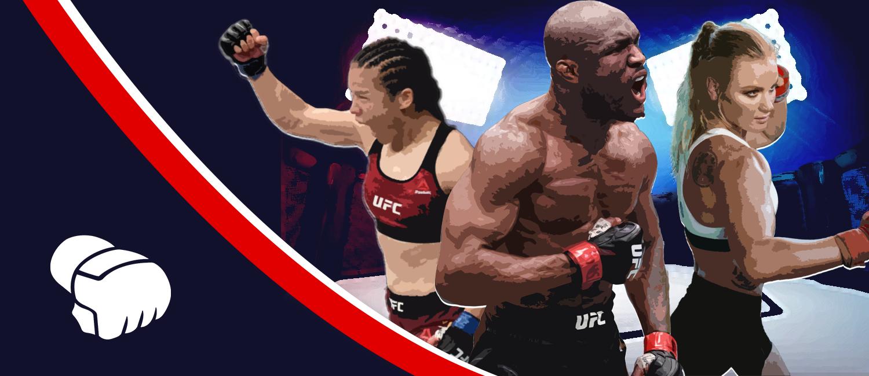 Usman vs. Masvidal UFC 261 Odds and Preview