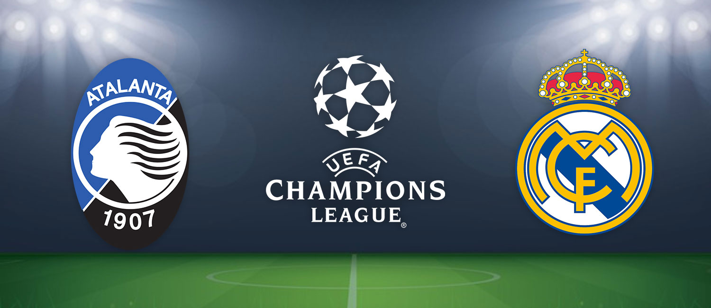 Atalanta vs Real Madrid 2021 Champions League Odds and Preview