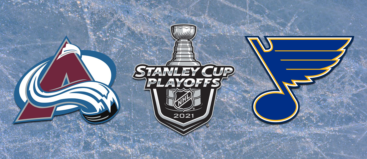 Avalanche vs. Blues NHL Playoffs Odds and Game 1 Preview -- May 17th, 2021