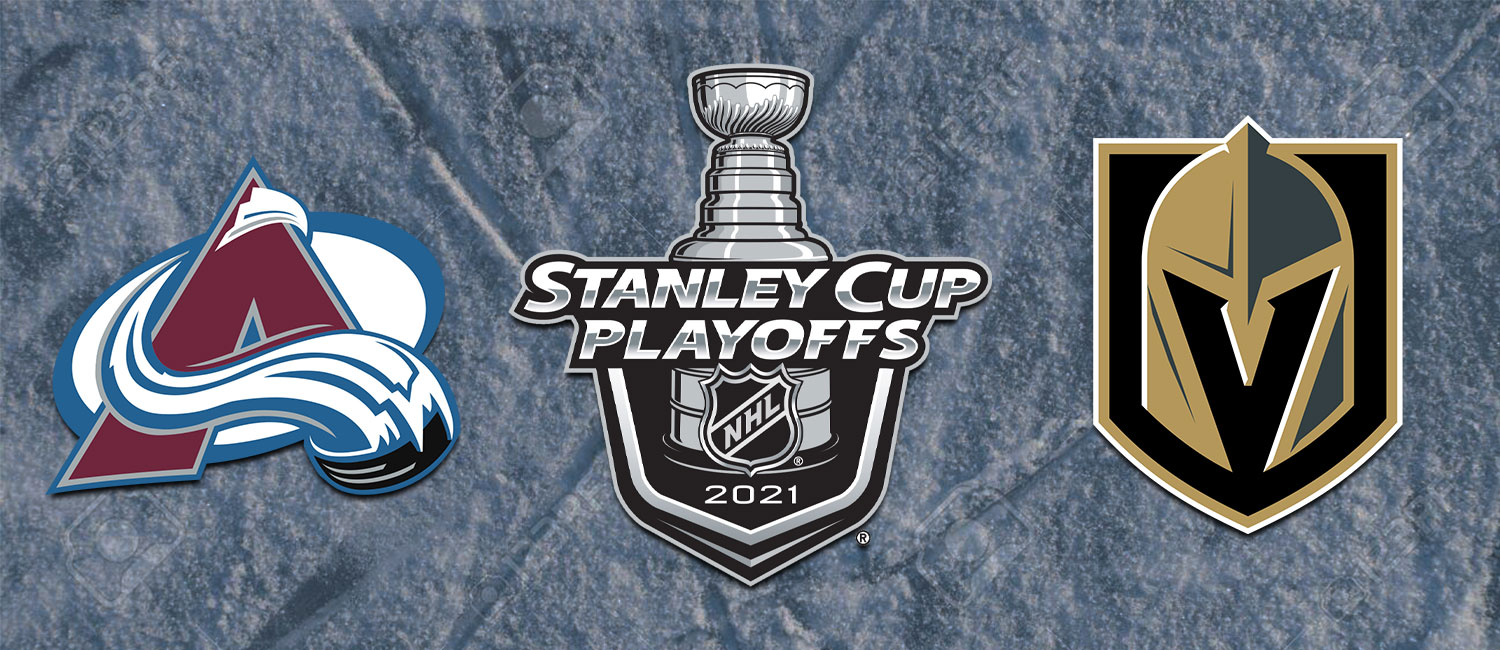 Avalanche vs. Golden Knights NHL Playoffs Odds and Game 3 Preview - June 4th, 2021