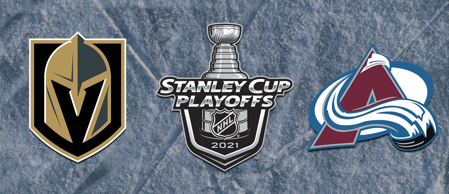 Golden Knights vs. Avalanche NHL Playoffs Odds and Game 5 Preview - June 8th, 2021