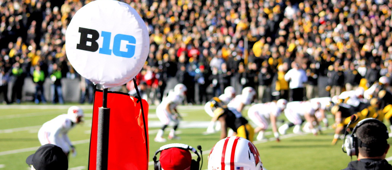 5 Fearless College Football Betting Predictions for Big Ten in 2021