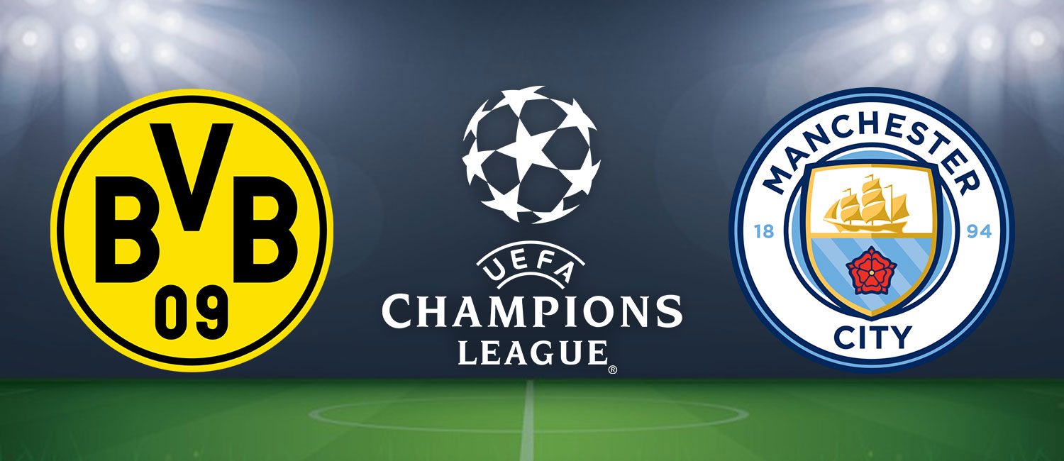 Borussia Dortmund vs. Manchester City 2021 Champions League Odds and Preview