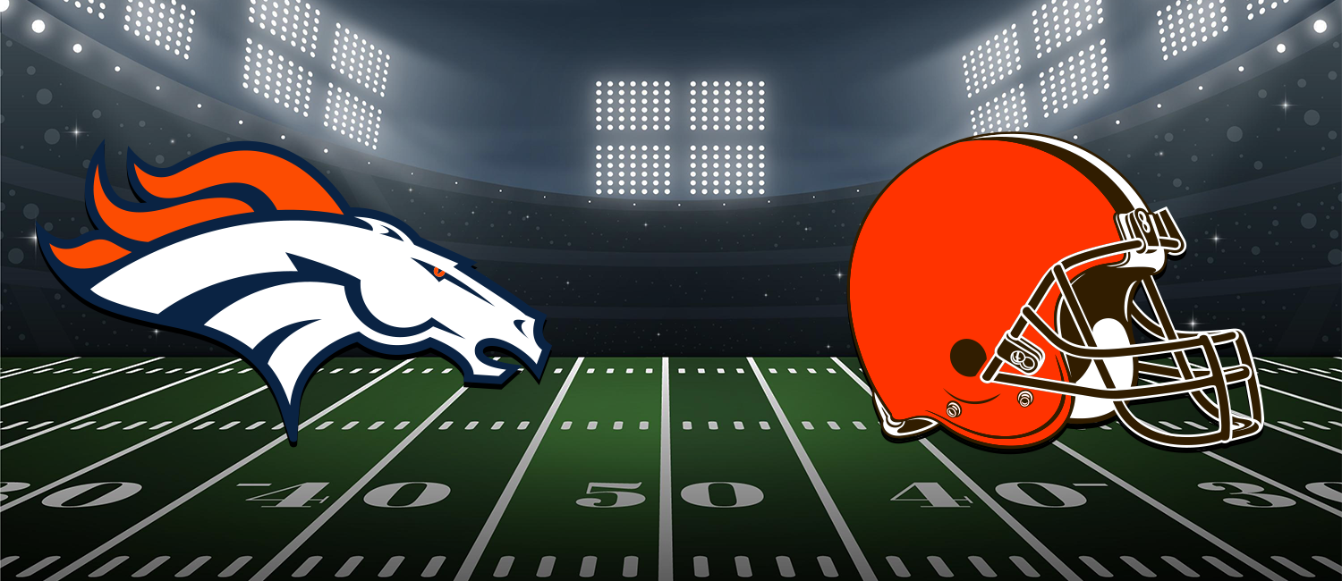 Broncos vs. Browns 2021 NFL Week 7 Odds, Preview and Pick