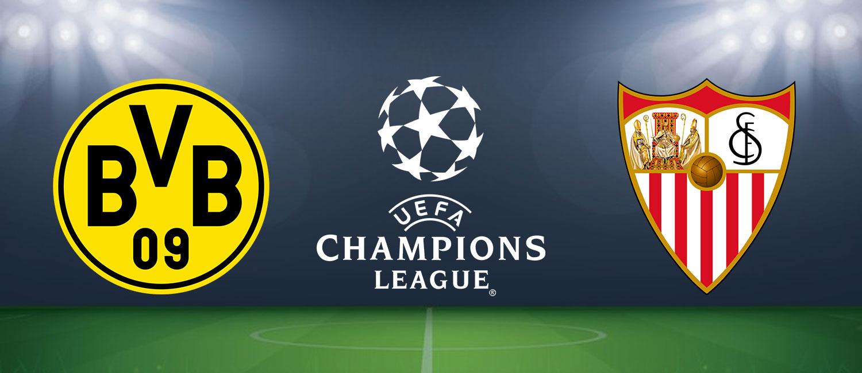 Borussia Dortmund vs. Sevilla 2021 Champions League Odds and Preview