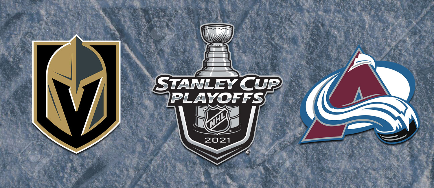 Golden Knights vs. Avalanche NHL Playoffs Odds and Game 2 Preview - June 2nd, 2021