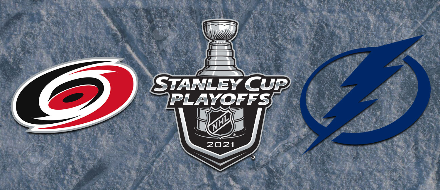 Hurricanes vs. Lightning NHL Playoffs Odds and Game 3 Pick - June 3rd, 2021