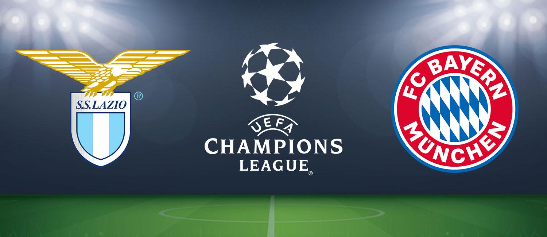Lazio vs Bayern Munich 2021 Champions League Odds and Preview