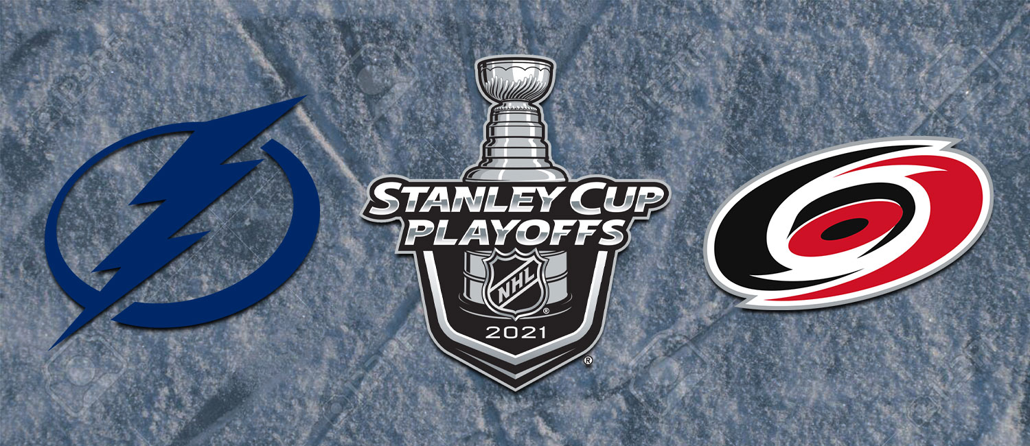 Lightning vs. Hurricanes NHL Playoffs Odds and Game 2 Pick - June 1st, 2021