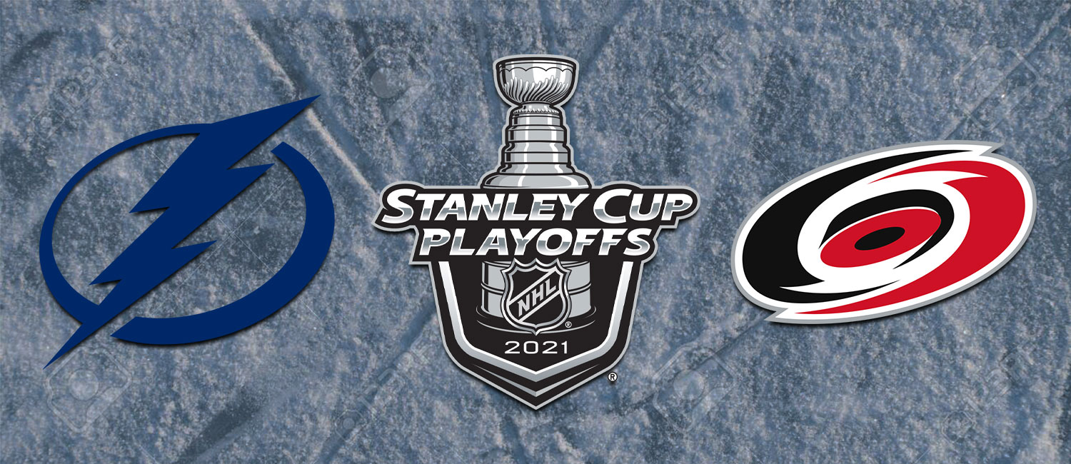 Lightning vs. Hurricanes NHL Playoffs Odds and Game 5 Pick - June 8th, 2021