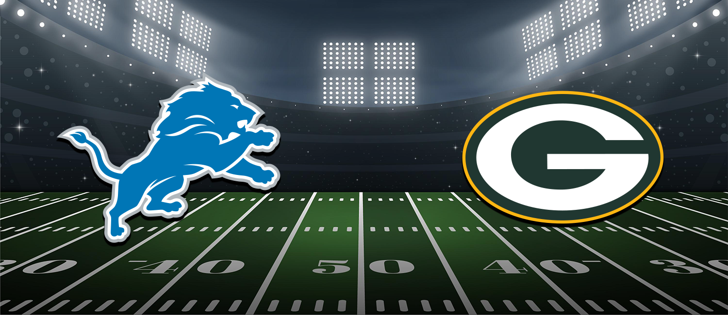 Lions vs. Packers 2021 NFL Week 2 Odds, Preview and Pick