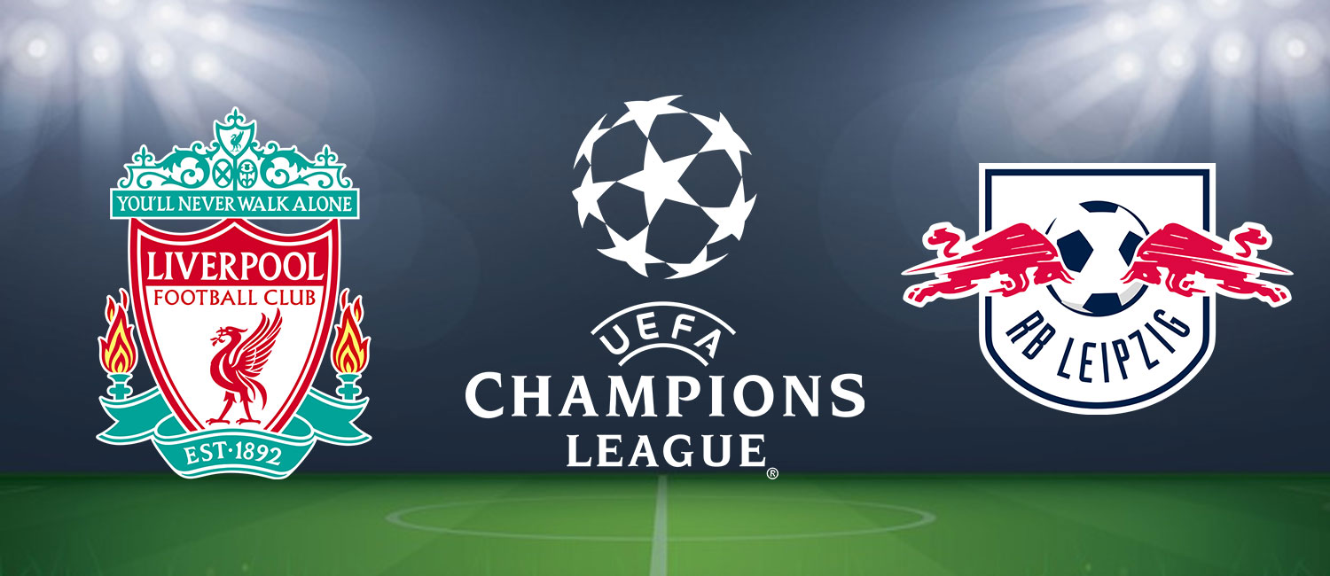Liverpool vs. Leipzig 2021 Champions League Odds and Preview