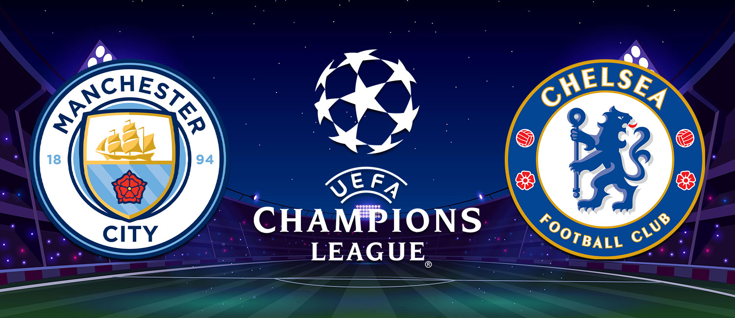 Manchester City vs. Chelsea 2021 Champions League Final Odds and Preview