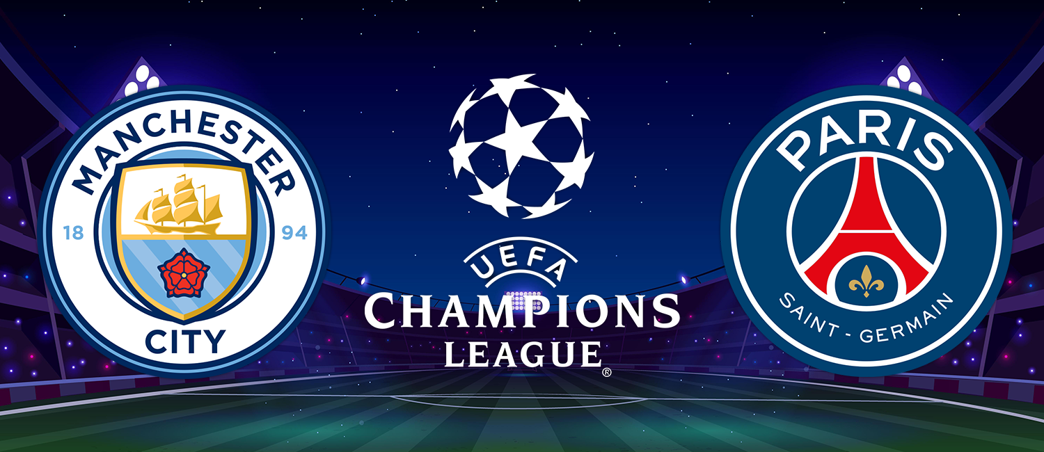Manchester City vs. PSG 2021 Champions League Odds and Preview