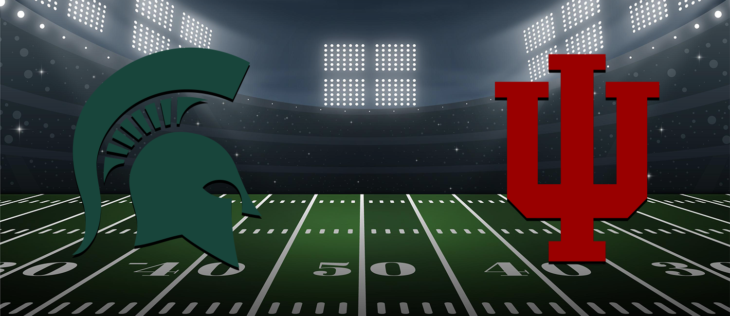 Michigan State vs. Indiana 2021 College Football Week 7 Odds, Preview & Pick