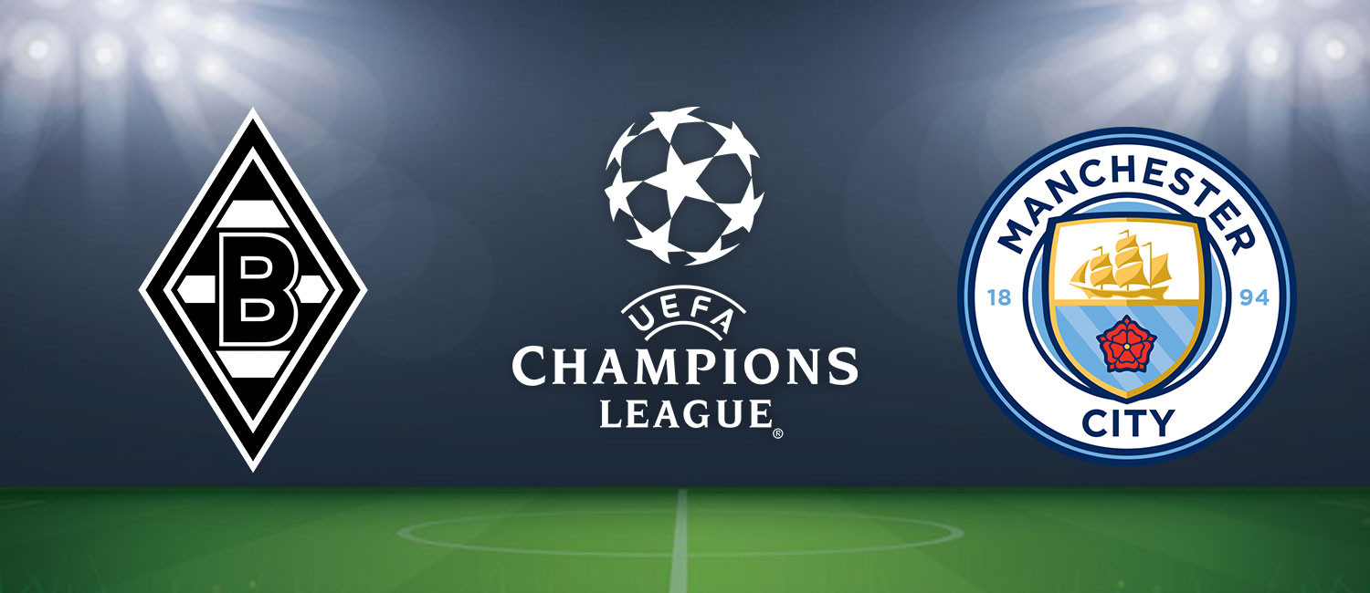 Monchengladbach vs Manchester City 2021 Champions League Odds and Preview